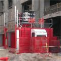 2000kg Double Cage Construction Elevator