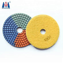 New arrival 3 color polishing pad for marble granite