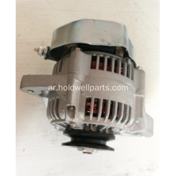 Holdwell Yanmar 3TNV88 alternator جرار 129423-77200