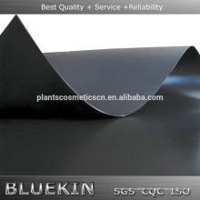HDPE Geomembran, wasserdichtes schwarzes HDPE Blatt für Teichfolie