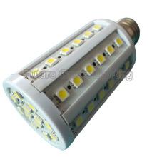 Dimmable 60 5050 SMD E27 светодиодные лампы кукурузы лампа 360degree