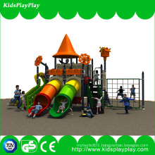 Amusement Park Factory Price Kid Outdoor Plastic Playground Equipment (KP14-102A)