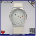 Yxl-435 Made in China New Design Watch Mens Womens Couple Sport Wrist Watch Leather Quartz Ladies Break Vogue Watches