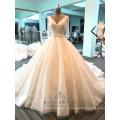 Алибаба вышитый бисером мать невесты свадебное платье платье