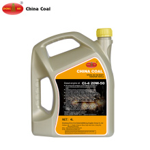 API Semi SyntheticCI-4 20W-50 Diesel Engine Oil