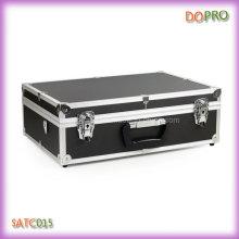 Aluminum Frame High Security Lock Briefcase (SATC015)