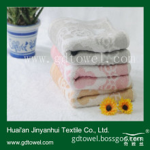 High Quality Yarn Dyed Cotton Towel for Face Wash Towel Household Towel Custom