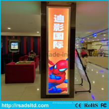 Fashion LED Sign Poster Light Box Frame