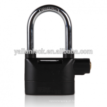 Heavy duty Novo produto Plastic Cover Função impermeável barato Siren Alarm padlock