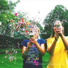 Sonriendo! El mejor confeti, Color Run, Party Supply 2017