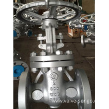 Cast steel gate valve 2 Inch