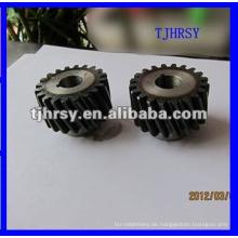 S45C Stirnradgetriebe mit harten Zähnen