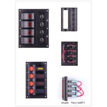 Interruptor de eje de balancín impermeable / Panel de interruptores a prueba de agua Yj-Af4 / Yj-Ap4