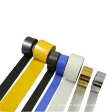 Hot stamping foil ribbon for foil label printing machine