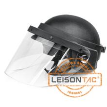 Anti émeute casque pour la norme de sécurité ISO