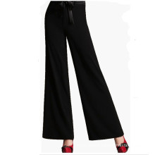 15PKPT02 2015-16 Latest lady trendy Fall Winter linen pants
