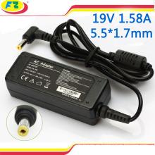 19v 1.58a adaptador cargador de energía portátil para ASUS