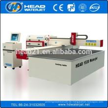 380mpa und 420mpa Verstärkerpumpe Wasserstrahlschneidemaschine 1500x3000