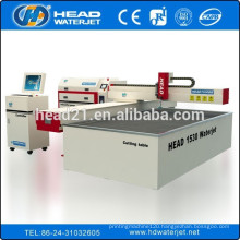 380mpa and 420mpa intensifier pump water jet cutting machine 1500x3000