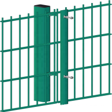 bilateral wire fence vinyl fence(professional factory) and low price