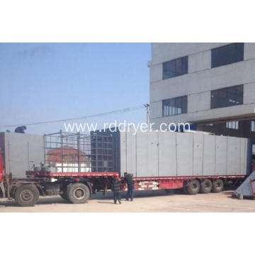 DW Belt Conveyor Mesh Dryer Equipment For Food