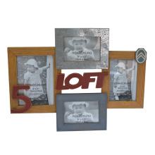 Antique Mutilple Photo Frame