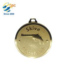 Einzigartiges Design Fancy Top Sell Metall Royal Rugby Die Medaille