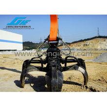 Croûte à l'écaillage d'orange hydraulique