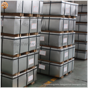 Prime Electrolytic Tinplate Non-Secondary TMBP Lacquered Tinplate Coil from Jiangyin Mill