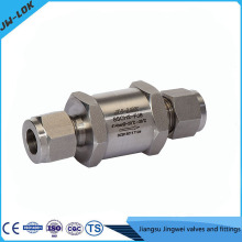 Best-selling SS high Pressure disco check valve
