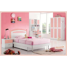 Pink Color Bedroom Sets Kd Furniture for Gil (L120B)
