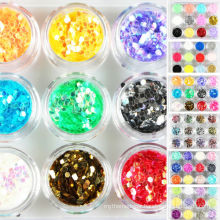 wholesale solvent resistant nail glitter