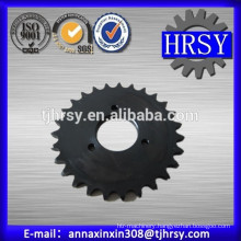 Roller chain sprocket Plate wheel with black oxide Manufacturer