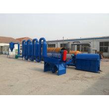 Séchoir à air comprimé, équipement de séchage pour sciure de biomasse