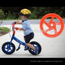 "rueda de bicicleta ligera sólida de la rueda del cochecito de bebé de la rueda de la espuma de 12 ""PU"