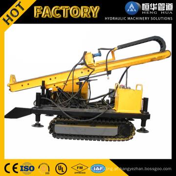 Boa qualidade Water Rock Soil Drilling Rig Machine