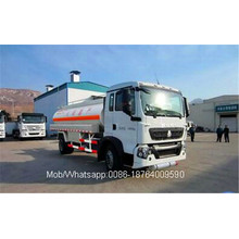 4.1 Cubic Meters 6 Wheel Liquid Tanker Truck