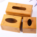 servilletero de mesa de restaurante de madera artesanal