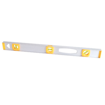 Anodized Aluminum I- Spirit level with  handle