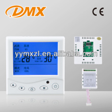 Thermostat Controlled Exhaust Fan Smart Digital Room Thermostats For Central Air Conditioning