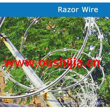 BTO-22 450mm HIgh Quality Concertina Razor Wire (Factory)
