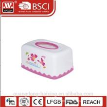 classic plastic tissue holder
