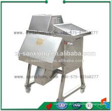 Máquina de corte vegetal cubo