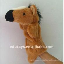 Juguetes de marionetas de mano Producto educativo