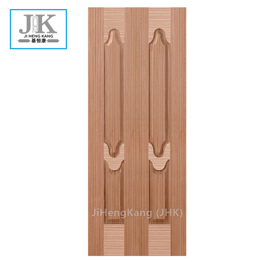 JHK-Top Sapele Malaysia Veneer Molded Sale Door Skin