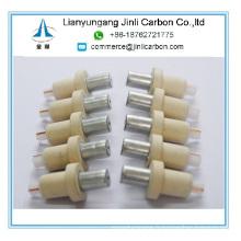pointe thermocouple jetable / tête / sonde / pièce (602/604, type S / B / R / W) pour le moulage du fer et la fabrication de l'acier