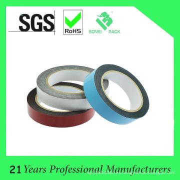Cinta de acrílico adhesiva de alta calidad de la espuma de Vhb para la industria del automóvil