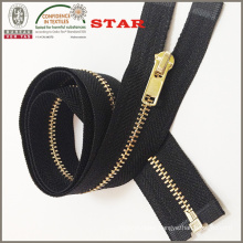 2016 Brass Zipper with Open--End for Garments