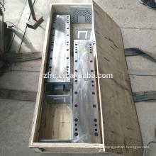 Molde del perfil de la forma del panel del molde de la cuchilla del ventilador de FRP en China