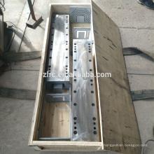 FRP fan blade mould panel shape profile mould in china